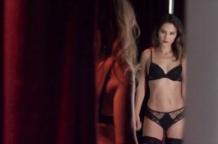 Virginie Ledoyen nude brief topless in sex scene – Enragés (FR-2015) HD 1080p BluRay