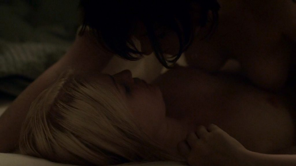 Whitney Able nude topless butt and lesbian sex with Alexandra Breckenridge nude too – Dark (2015) HD 720p Web-Dl (6)