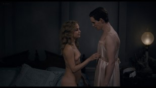 Alicia Vikander nude butt and topless and Sonya Cullingford nude too- The Danish Girl (2015) HD 1080p BluRay