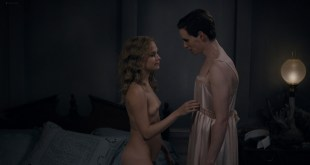 Alicia Vikander nude butt and topless and Sonya Cullingford nude too- The Danish Girl (2015) HD 1080p BluRay (11)