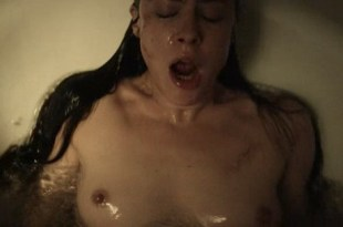 Anna Mouglalis nude topless and butt – Anna (FR-2015)