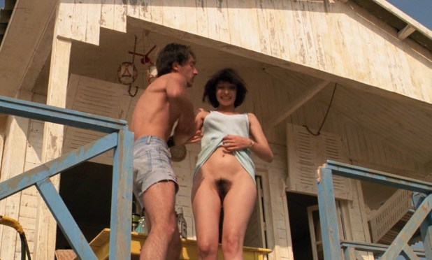 Beatrice Dalle nude full frontal, butt and topless - Betty Blue 37 2 Le Matin (FR-1986) Director's Cut HD 1080p BluRay (11)