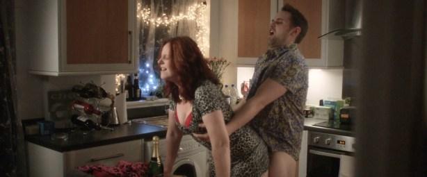 Elena Anaya nude bush full frontal, Allison McKenzie nude sex and Sarah McCardie sex - Swung (UK-2015) HD 1080p BluRay (9)