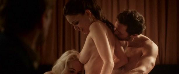 Elena Anaya nude bush full frontal, Allison McKenzie nude sex and Sarah McCardie sex - Swung (UK-2015) HD 1080p BluRay (5)