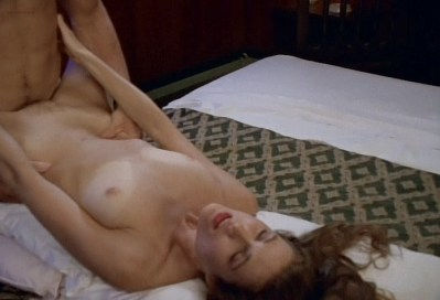 Krista Allen nude and others nude and lot of sex - Emmanuelle in Space - First Contact (1994) (2)
