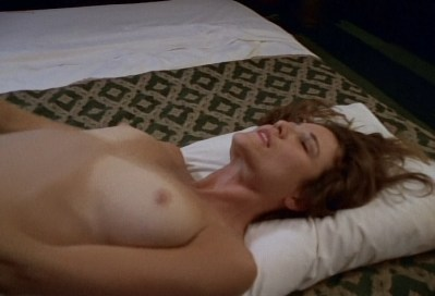 Krista Allen nude and others nude and lot of sex - Emmanuelle in Space - First Contact (1994) (1)