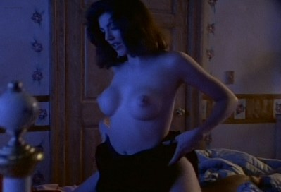 Krista Allen nude and others nude and lot of sex - Emmanuelle in Space - First Contact (1994) (16)