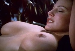 Krista Allen nude bush, sex other's nude - Emmanuelle in Space - A World of Desire (1994) [bush, sex] (5)