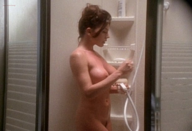Krista Allen nude full frontal and other's nude too- Emmanuelle in Space - Concealed Fantasy (1994) (9)