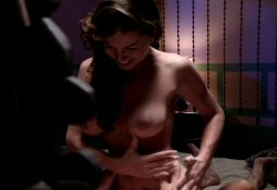 Krista Allen nude full frontal and other's nude too- Emmanuelle in Space - Concealed Fantasy (1994) (8)