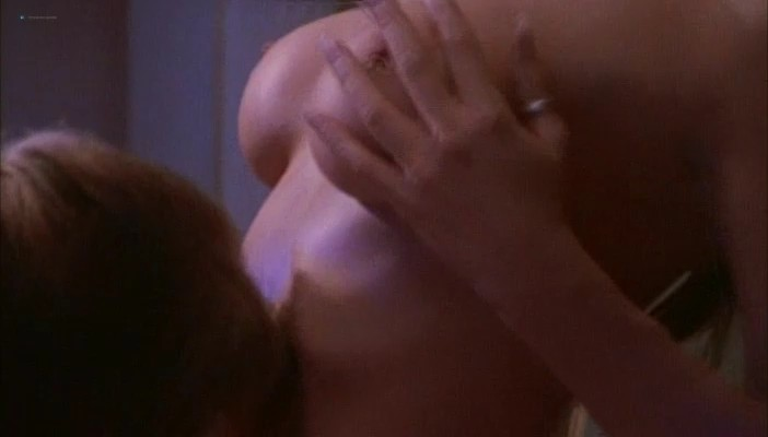 Krista Allen nude sex and Tiendra Demian nude - Emmanuelle in Space - A Lesson in Love (1994) (9)