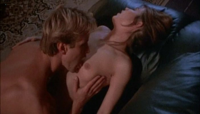 Krista Allen nude sex and Tiendra Demian nude - Emmanuelle in Space - A Lesson in Love (1994) (5)
