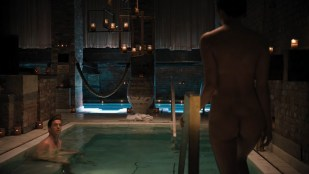 Maggie Siff nude butt naked - Billions (2016) S01E06 HDTV 720p
