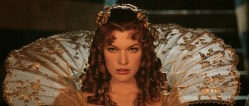 Milla Jovovich hot leggy and Gabriella Wilde cute and hot - The Three Musketeers (2011) HD 1080p BluRay (12)