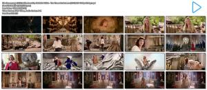 Milla Jovovich hot leggy and Gabriella Wilde cute and hot - The Three Musketeers (2011) HD 1080p BluRay (13)