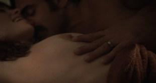 Olivia Wilde nude brief boobs - Vinyl (2016) s1e3 HDTV 720p (2)