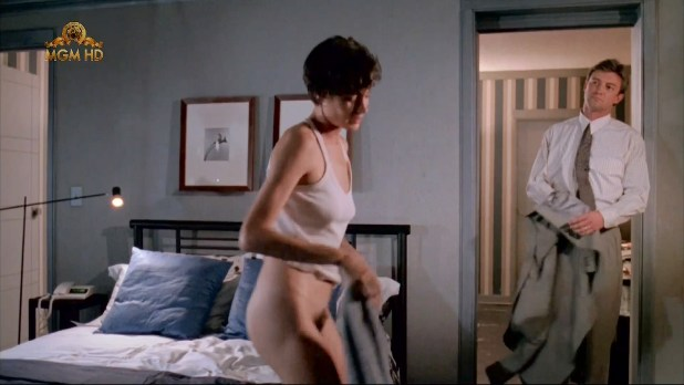 Sean Young nude full frontal bush, Fern Dorsey nude and other's nude too - Love Crimes (1992) HDTV 1080p (9)