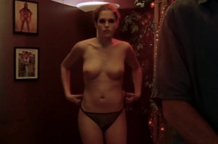 Amanda Righetti nude butt, boobs and hot sex – Angel Blade (2002)