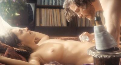 Amira Casar nude full frontal and sex - Ich Und Kaminski (DE-2015) HD 1080p BluRay (3)