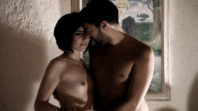 Daniela Ciccone nude huge boobs and other's nude too - Violent Shit The Movie (IT-2015) HD 720p (2)