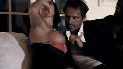 Daniela Ciccone nude huge boobs and other's nude too - Violent Shit The Movie (IT-2015) HD 720p (8)