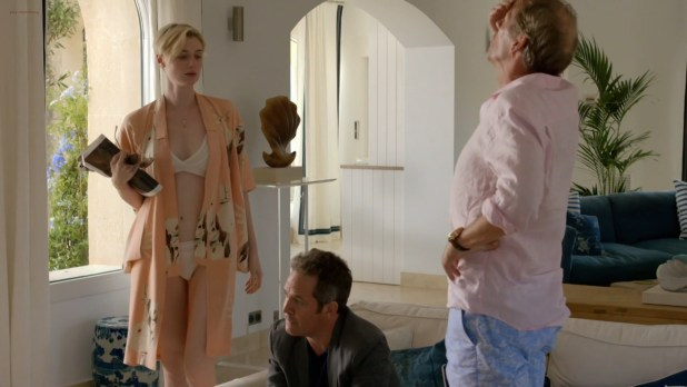 Elizabeth Debicki nude butt naked - The Night Manager (2016) s1e3 HD 1080p (8)