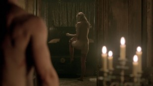 Hannah New nude butt and boob in sex scene - Black Sails s03e07 (2016) HD 720p