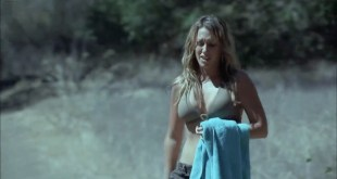 Haylie Duff hot and sexy in bikini - Backwoods (2008) HD 720p BluRay (4)