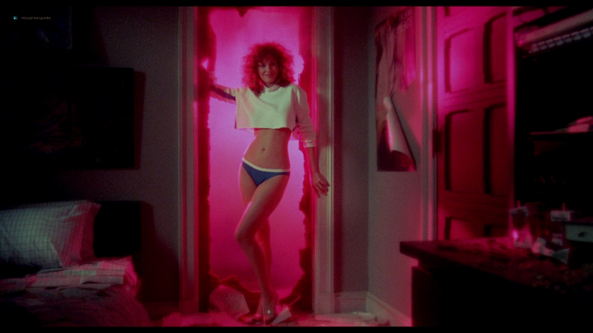 Kelly LeBrock hot and sexy - Weird Science (1985) HD 1080p BluRay (15)