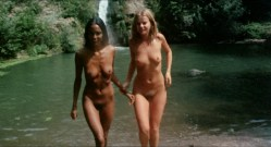 Laura Gemser nude bush, Monica Zanchi nude other's nude too - Emanuelle and the last cannibals (1977) HD 1080p BluRay (1)