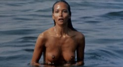 Laura Gemser nude bush, Monica Zanchi nude other's nude too - Emanuelle and the last cannibals (1977) HD 1080p BluRay (15)