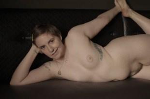 Lena Dunham nude bush topless and some sex – Girls (2016) s5e3 HD 720p