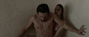 Makenzie Leigh nude in the shower - James White (2015)