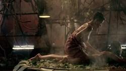 Mylène Jampanoï nude butt and Li Xiaoran nude too - Les Filles Du Botaniste (FR-2006) (9)