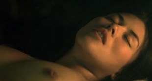 Mylène Jampanoï nude topless and sex - La vallee des fleurs (FR-2006) (15)