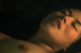 Mylène Jampanoï nude topless and sex – La vallee des fleurs (FR-2006)