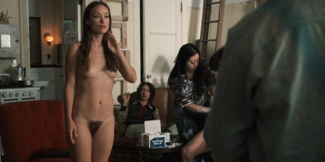 Olivia Wilde nude full frontal - Vinyl (2016) s1e6 HD 720-1080p (7)