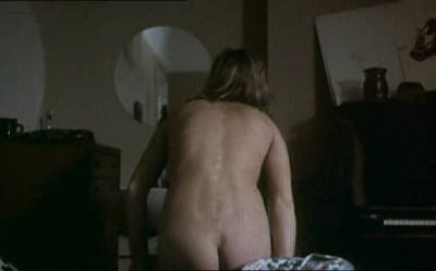 Susan Penhaligon nude butt naked - The Confessional (UK-1976) (2)