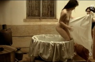 Mylène Jampanoï nude bush, butt and topless – Rani (FR-2011) S1 compilation.