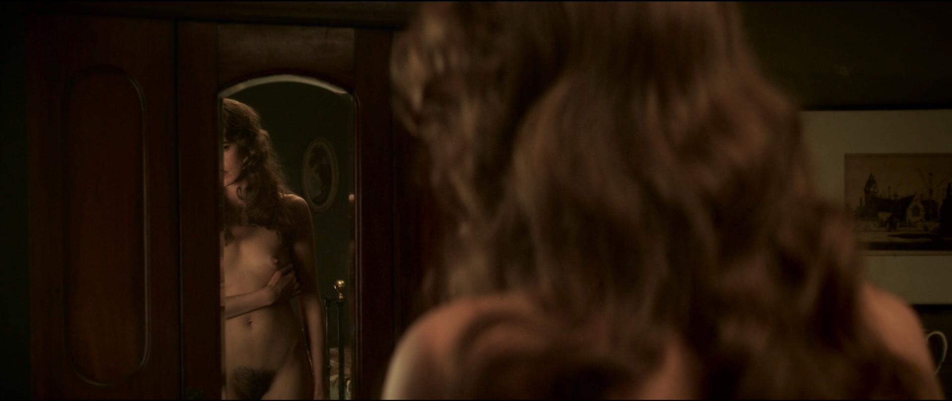 Agyness Deyn nude bush, full frontal and sex - Sunset Song (UK-2015) HD 1080p BluRay (6)