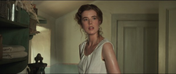 Agyness Deyn nude bush, full frontal and sex - Sunset Song (UK-2015) HD 1080p BluRay (3)