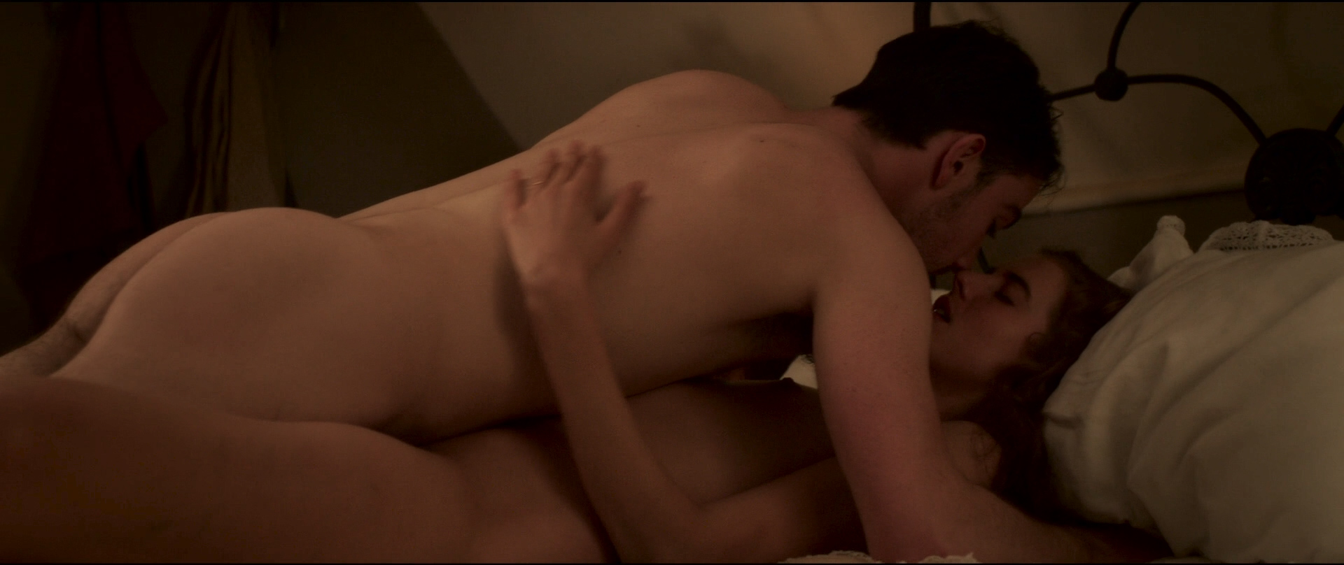 Agyness Deyn Nude Bush, Full Frontal And Sex - Sunset Song -3956