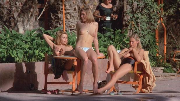 Ann-Beate Engelke nude topless, Nadja Gerganoff nude other's nude too - Bloody Moon (DE-1981) HD 1080p BluRay (10)