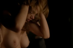 Ashley Greene nude topless and sex - Rogue (2016) S04E05 HD 1080p