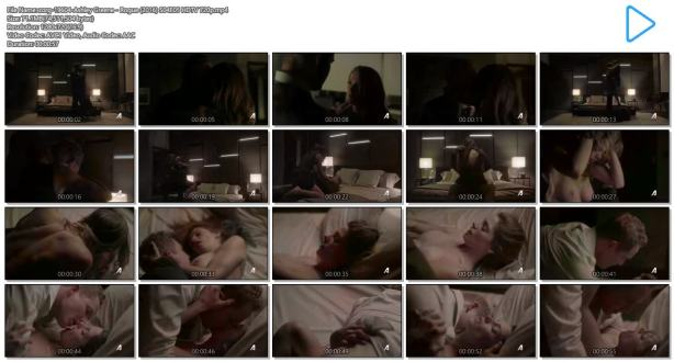 Ashley Greene nude topless and sex - Rogue (2016) S04E05 HDTV 720p (8)