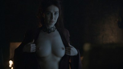 Carice van Houten nude topless and butt - Game Of Thrones (2016) s06e01 HD 1080p (2)