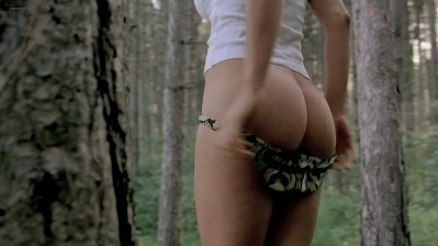 acey Barnfield nude butt topless Angelica Penn nude too - Lake Placid 3 (2010) hd 720p (8)