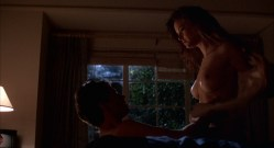 Kelly Preston nude topless, sex and hot see through - Spellbinder (1988) HD 1080p BluRay (2)