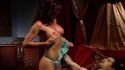 Michelle Maylene nude full frontal Sandra Luesse nude bush - Co-ed Confidential (2008) S01E11 (11)