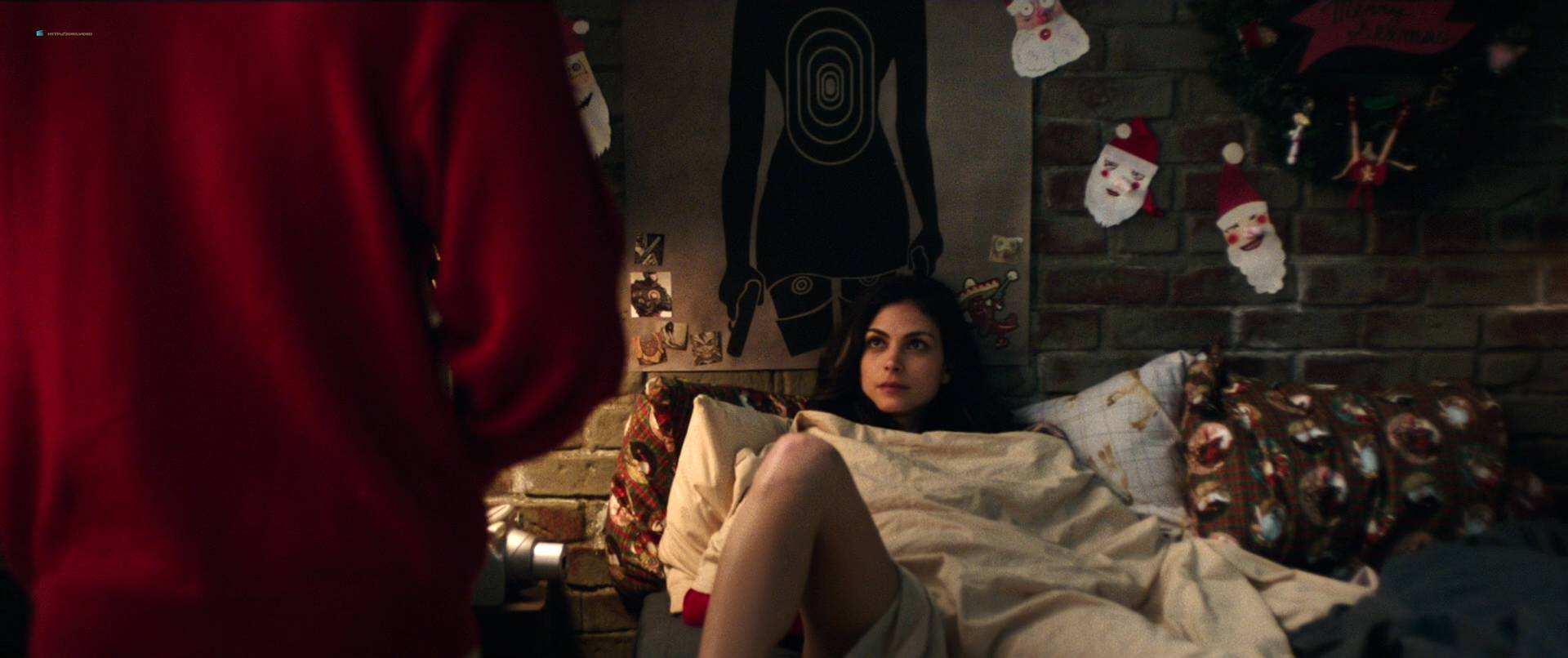 Morena Baccarin hot sex and uber sexy - Deadpool (2016) HD 1080p (7)